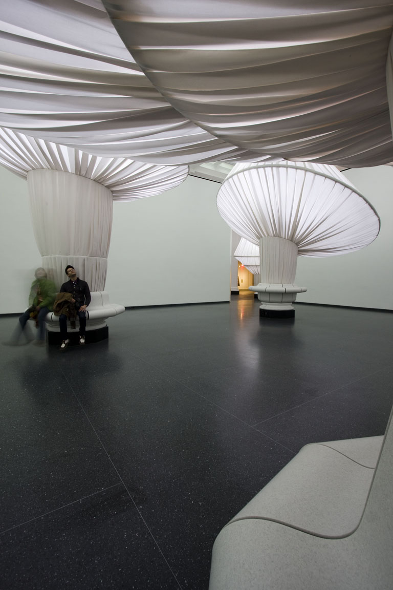 ReOrder Installation, Brooklyn Museum;  Situ Studio